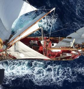 4 Atlantiküberquerung
