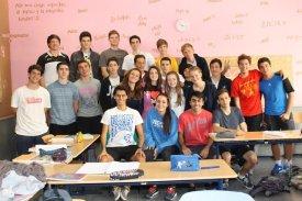 Besuch in der deutschen Schule Teneriffa