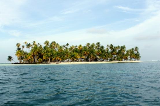 Nach 10-tägiger Überfahrt heißt es erneut: Another Day in Paradise!