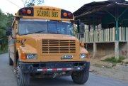 ... und Montags, mal wieder mit dem Bus, nach Boquete