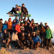 On top of the world! - 3474m -