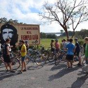 ...begegnet uns das erste Mal die Politik Kubas.