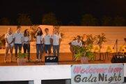 Am letzten Abend in der Schule gab es eine Galanight mit Gesang und Tanz!